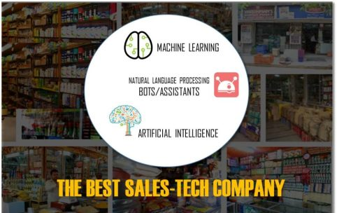 Driven by our Big Dream, to be the Best Sales-Tech Company in the world, working @ Future of Sales = AI !!