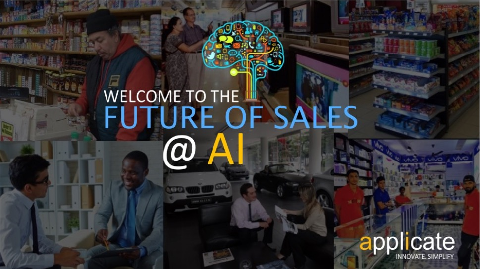 future of Sales @ AI