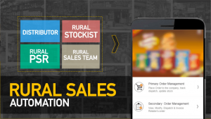 Rural Sales Force Automation