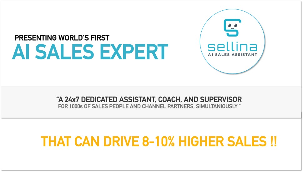 AI Sales Expert Sellina