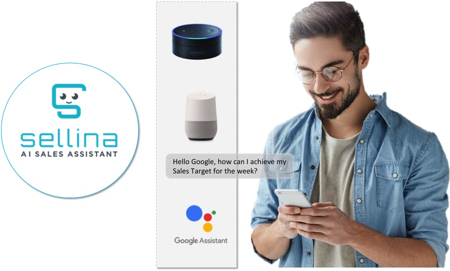AI Sales Assistant with Alexa
