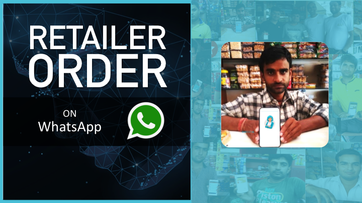 Retailer Order on WhatsApp